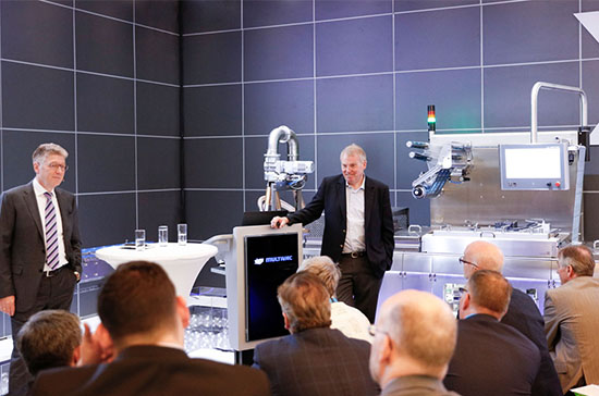 MULTIVAC continues its growth course